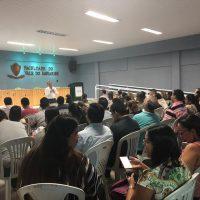 COGEM E TCE REALIZAM CAPACITAÇÃO PARA GESTORES E FISCAIS DE CONTRATO